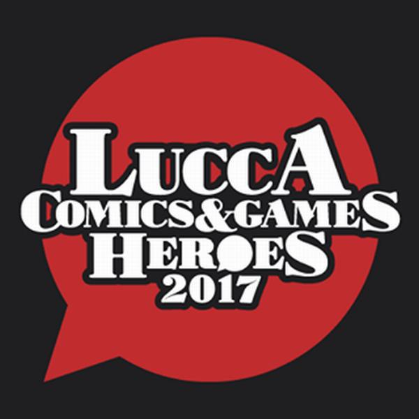 logo lucca comics and games