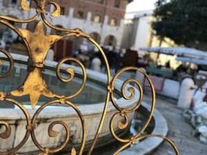 The Lucchese Antiquarian Market 2021 in Lucca