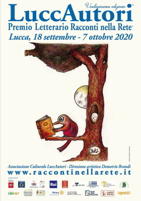 Poster of LuccAutori - Tales on the Net in Lucca