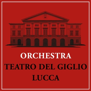 Logo of the Orchestra lirico sinfonica association of the Giglio theater in Lucca