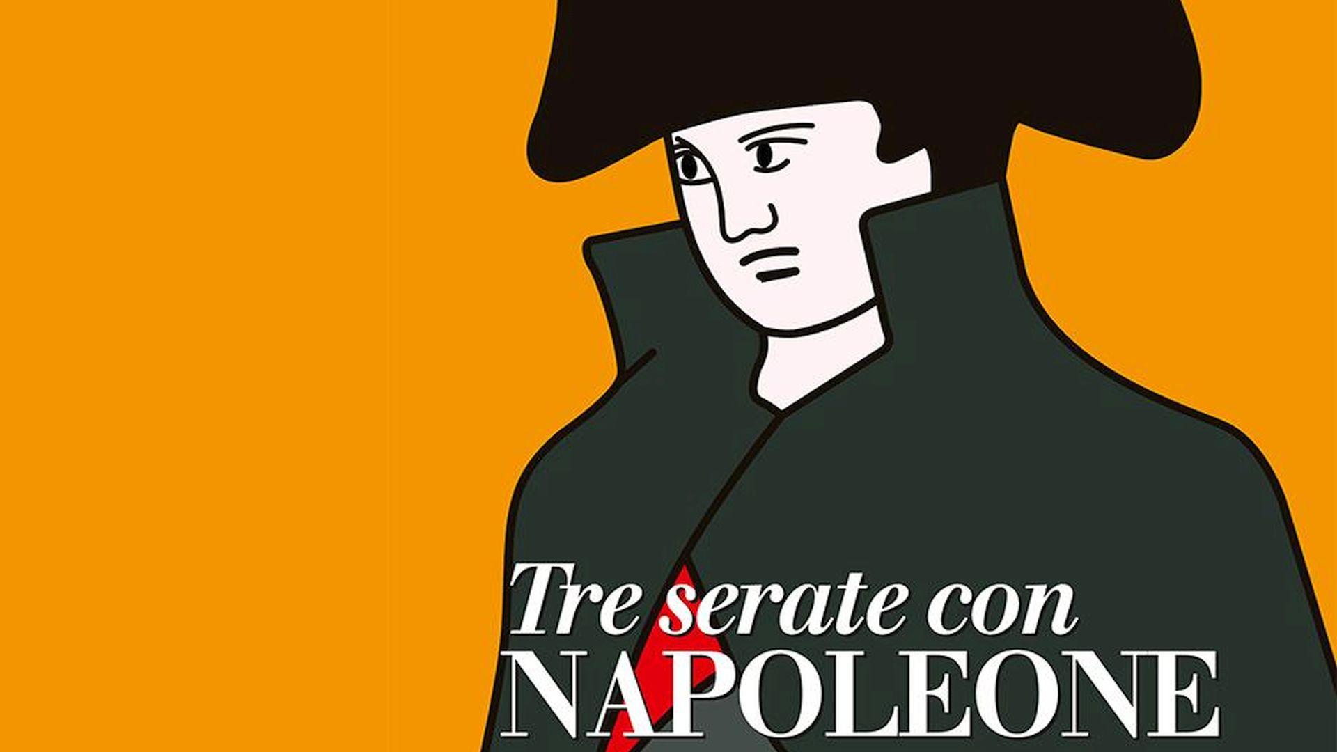 conversazioni napoleoniche grafica