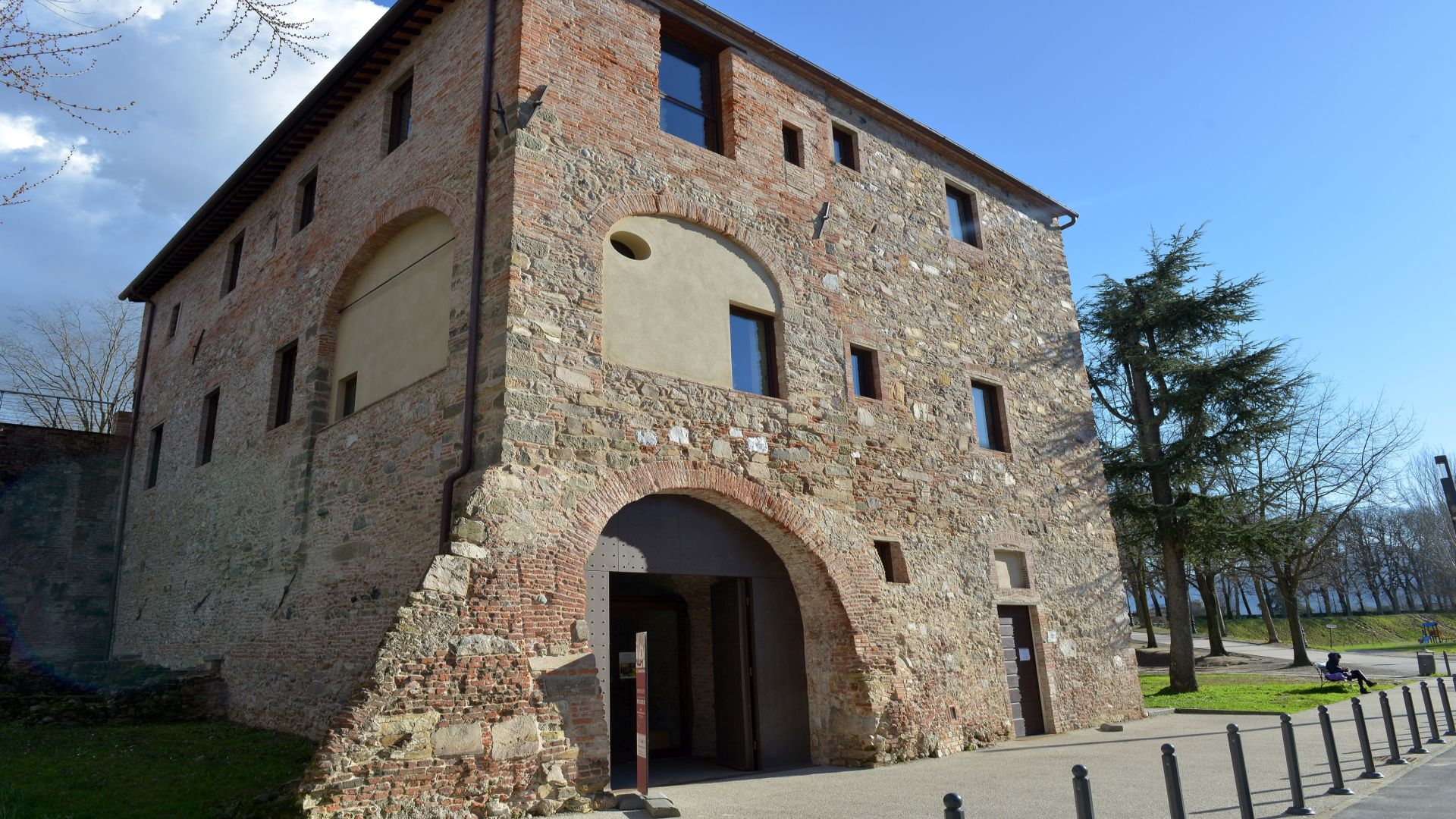 the executioner's house in Lucca