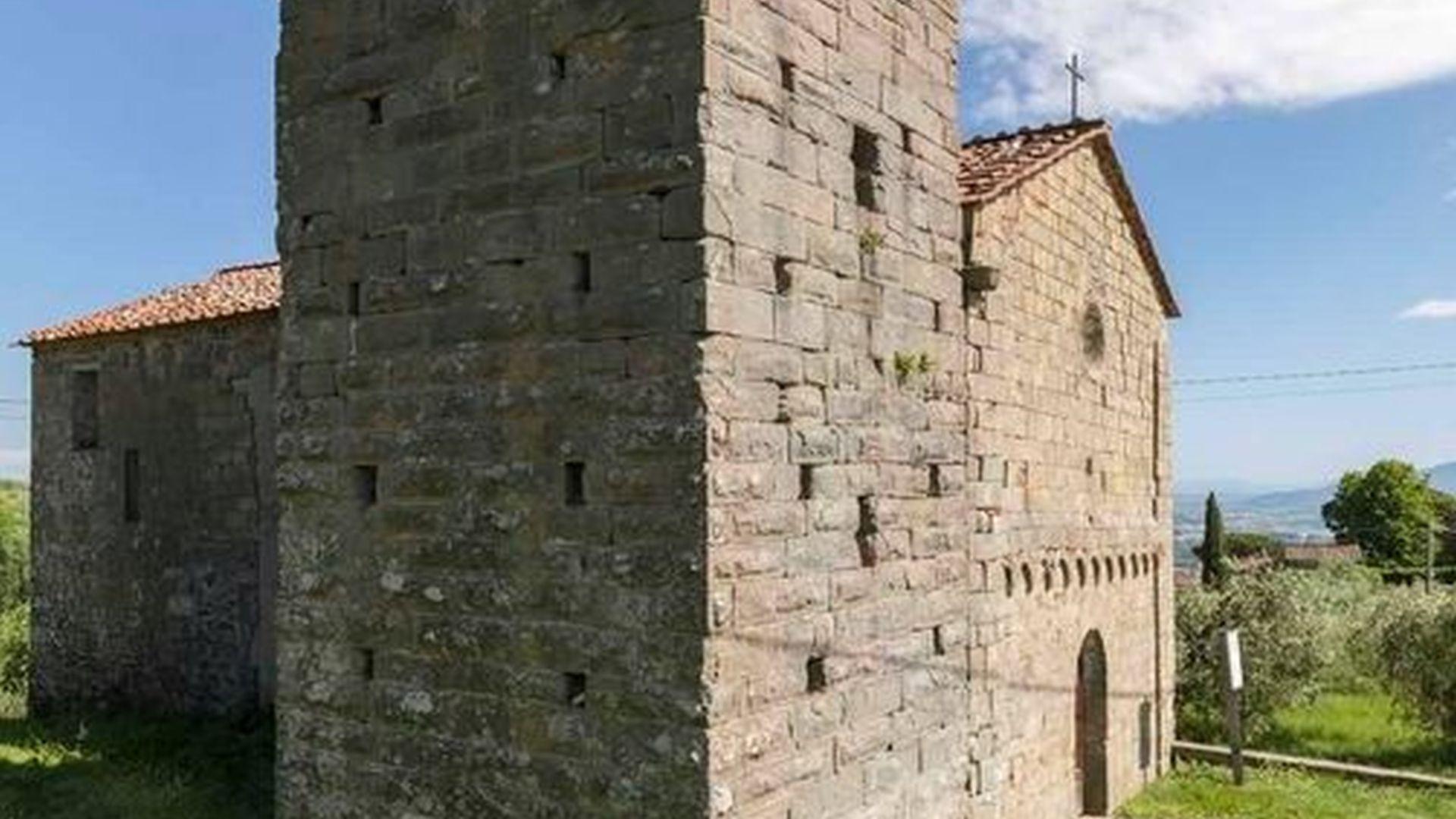 parrish church san Quirico e Giulitta