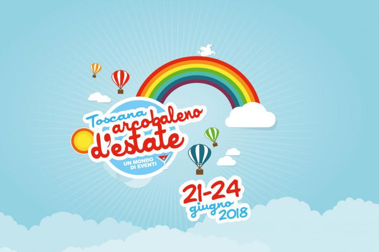 arcobaleno d'estate logo