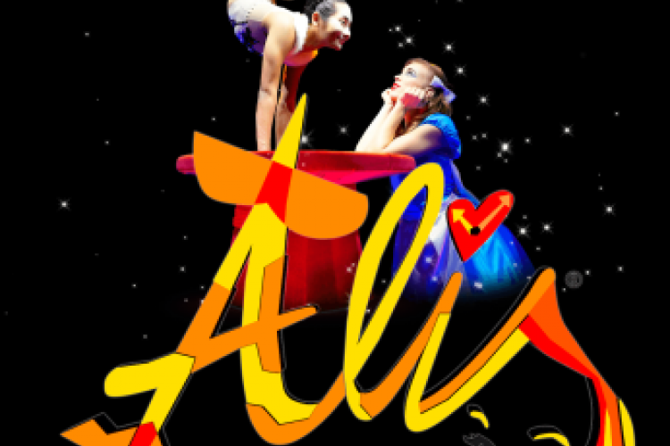 Alis New cast with formidable artists from Cirque de Soleil and Modern Circus,