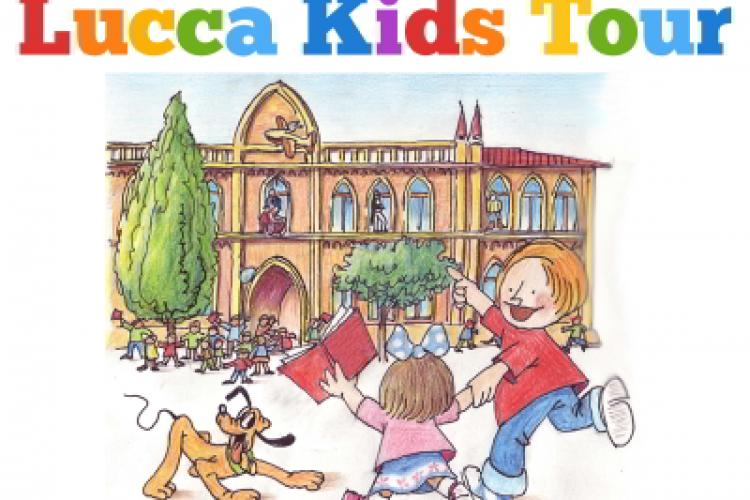 Image Logo. Lucca Kids Tour - guided tours