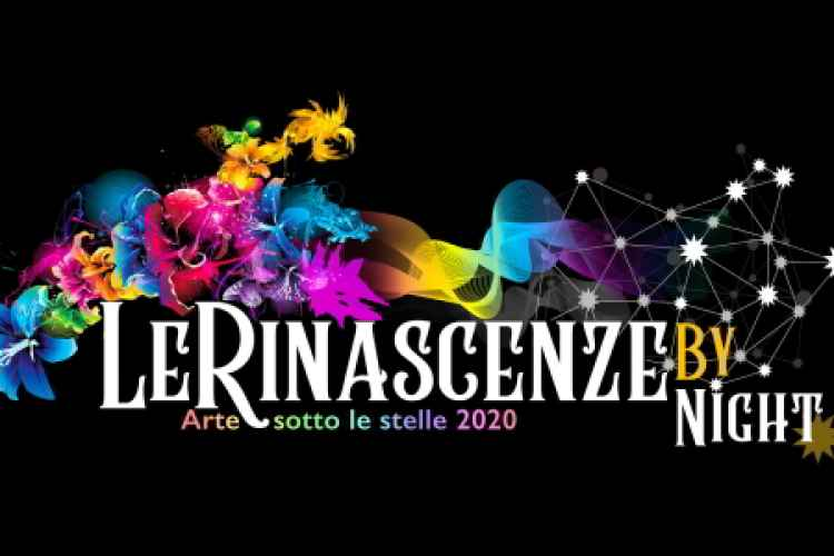The Rinascenze By Night. Event logo image.