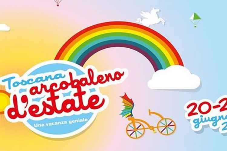 Arcobaleno d'Estate 2019: un tour geniale!