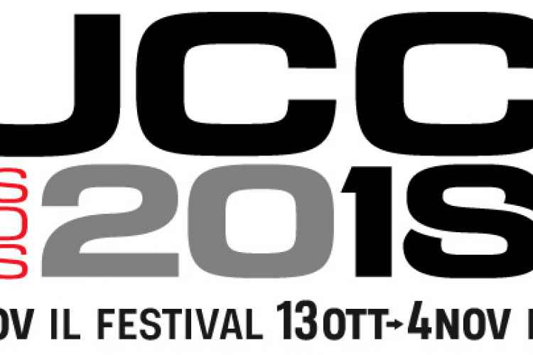 logo of lucca comics and games 2018