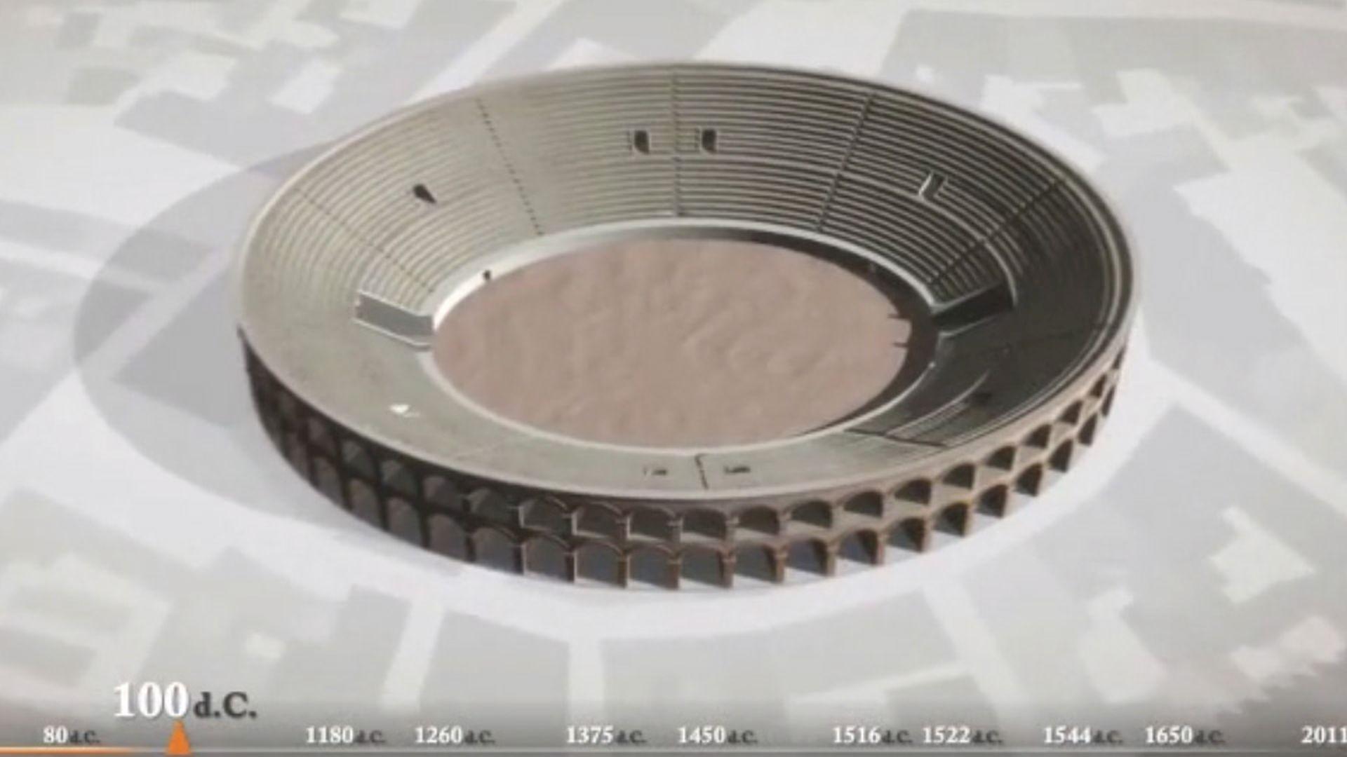 video animazine mura di lucca